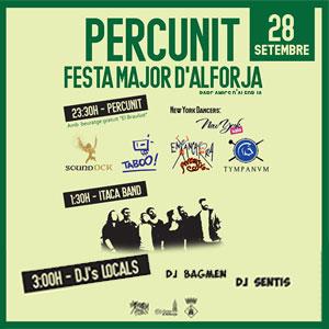Percunit, Alforja, 2018