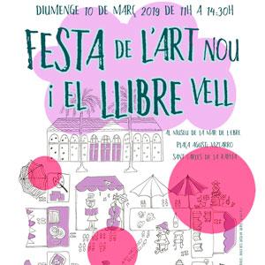 Festa de l'Art Nou i el Llibre Vell - La Ràpita 2019