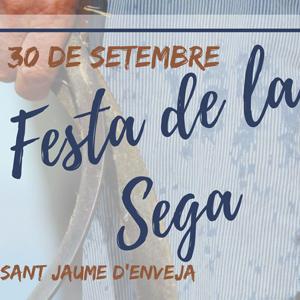 Festa de la Sega - Sant Jaume d'Enveja 2018