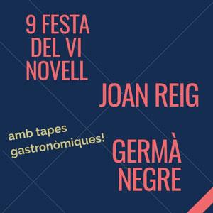 9a Festa del Vi Novell - Celler Masroig 2018