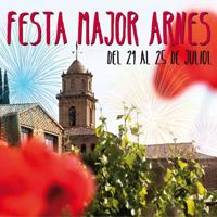 Festa Major d'Arnes - 2017