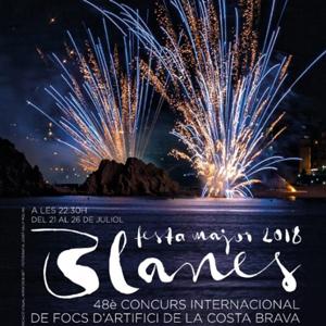 Festes Majors de Blanes, 2018,