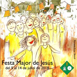 Festa Major - Jesús 2018
