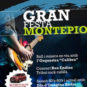 Gran Festa del Montepio - Roquetes 2018