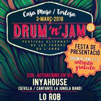 Festa de presentació Drum'n'jam Festival Vol.3