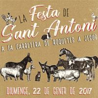 Festa de Sant Antoni - Roquetes i Jesús 2017
