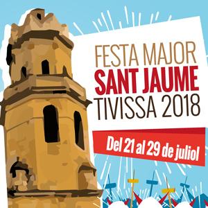 Festa Major de Sant Jaume - Tivissa 2018