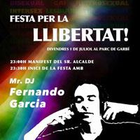 Festa per la Llibertat - La Ràpita 2016