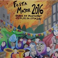 Festa Major Olesa de Montserrat