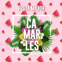 Festes Majors - Camarles 2016