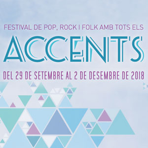 Festival Accents, 2018