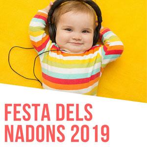 Festa dels Nadons, 2019