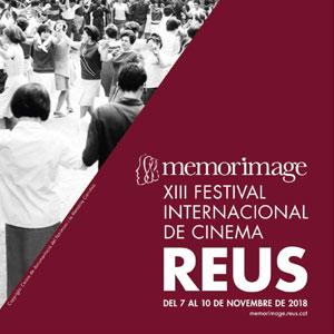 Memorimage, Festival Internacional de Cinema de Reus 2018
