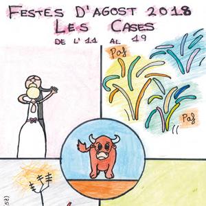 Festes d'agost de Les Cases d'Alcanar 2018