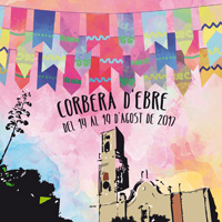 Festa Major de Corbera d'Ebre 2017