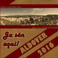 Festes Majors - Aldover 2016