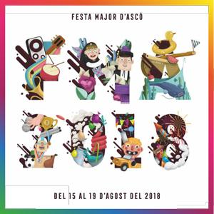 Festa Major - Ascó 2018