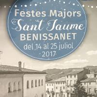 Festes Majors de Benissanet 2017