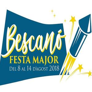 Festes Majors Bescanó, 2018