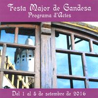 Festes Majors - Gandesa 2016