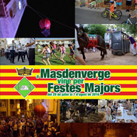 Festes Majors - Masdenverge 2016
