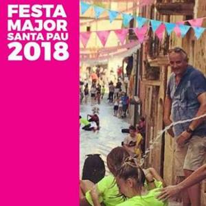 Festes Majors Santa Pau
