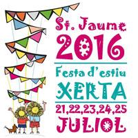 Festes Majors d'estiu - Xerta 2016