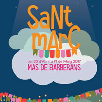 Festes Majors de Sant Marc - Mas de Barberans 2017