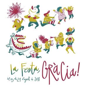 Festes de Gràcia 2018