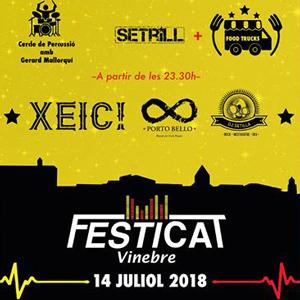 Festicat - Vinebre 2018