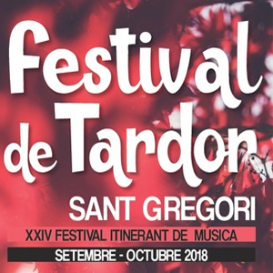 Festival de tardor, Sant Gregori,