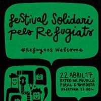 Festival solidari pels refugiats - Amposta 2017