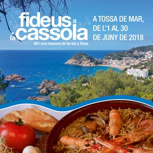Fideus a la Cassola, Jornades Gastronòmiques,