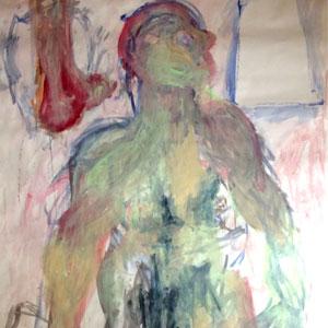 Exposición 'Figures sobre paper' de Manel Güell