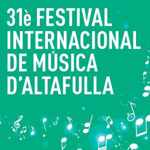 Festival Internacional de Música d'Altafulla, 2018