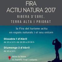 Fira Actiu Natura - Móra la Nova 2017