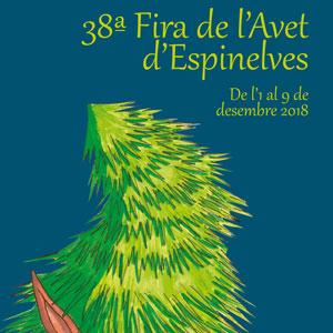 38a Fira de l'Avet d'Espinelves - 2018
