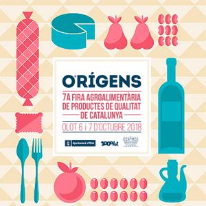Fira Origens, agroalimentària,