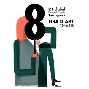8a Fira d'Art Tarragona 2018