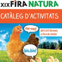 XIX Fira Natura, Fira Natura, Lleida, 2017, Terres de Lleida, Ponent, Terres de Ponent
