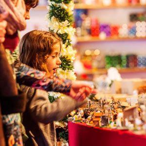 Fira de Nadal de Girona