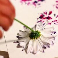 Impressió natural - flor