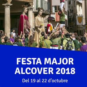 Festa Major, Alcover, 2018