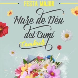 Festes Majors de la Mare de Déu del Camí, Cambrils 2018