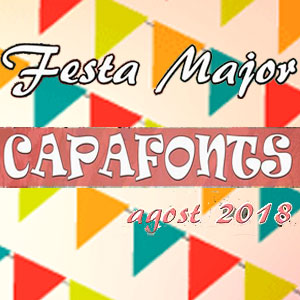 Festa Major de Capafonts