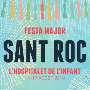 Festa Major, Hospitalet de l'Infant, Camp de Tarragona, 2018