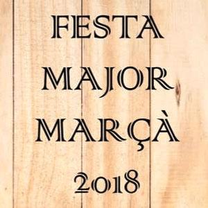 Festa Major de Marçà 2018
