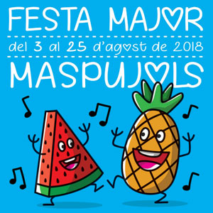 Festa Major de Maspujols, 2018