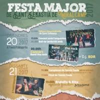Miralcamp, Pla d'Urgell, Festa Major, d'hivern, Sant Sebastià, gener, 2017, Surtdecasa Ponent