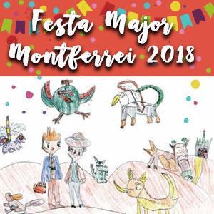 Festa Major de Montferri 2018